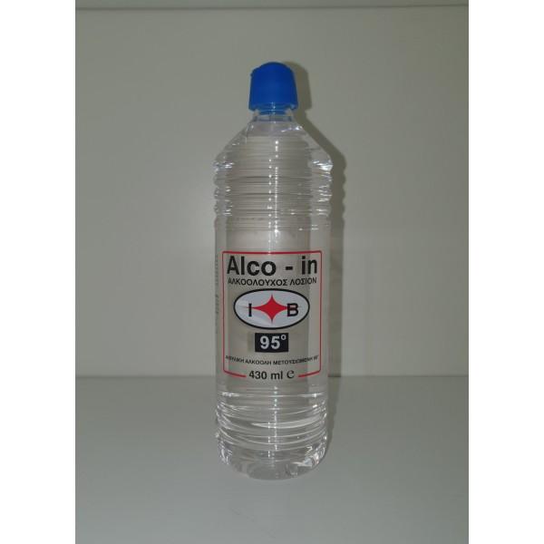 Αλκοολούχος Λοσιόν 95° 430ml