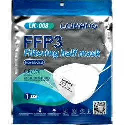 Leikang LK-008 KN95 Non Medical FFP3 Filtering Half Mask (1 τεμάχιο)