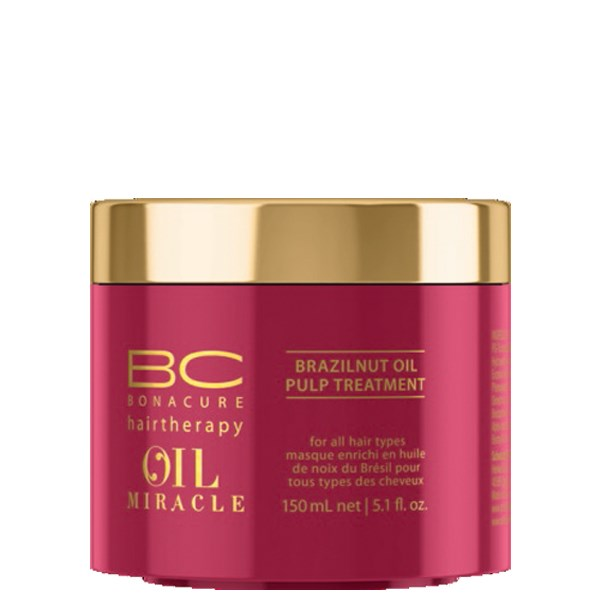 Schwarzkopf BC Brazilnut Oil Pulp Treatment 150ml