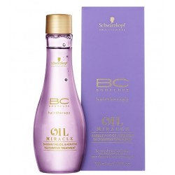 Schwarzkopf BC Oil Miracle Barbary Fig Oil & Keratin Restorative Treatment  100ml