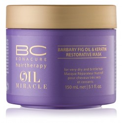 Schwarzkopf BC Oil Miracle Barbary Fig Oil & Keratin Restorative Mask  150ml