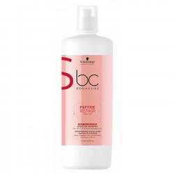 Schwarzkopf BC Peptide Repair Rescue Deep Nourishing Shampoo 1000ml