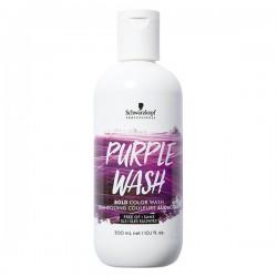 Schwarzkopf Bold Color Wash Purple Shampoo 300ml