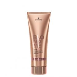 Schwarzkopf BLONDME Tone Enhancing Warm Bonding Shampoo 250ml