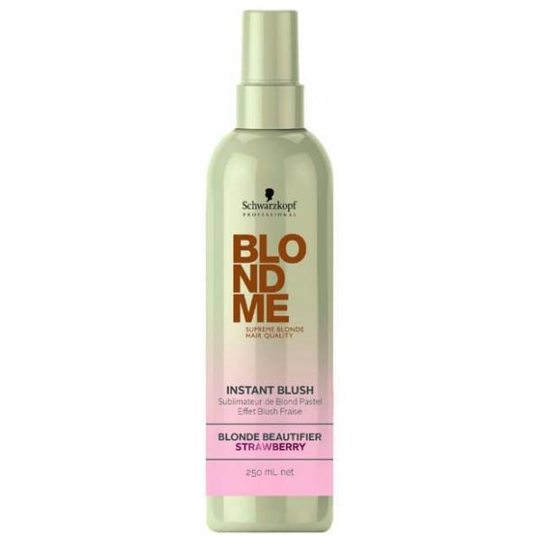Schwarzkopf BLONDME Instant Blush Strawberry 250ml