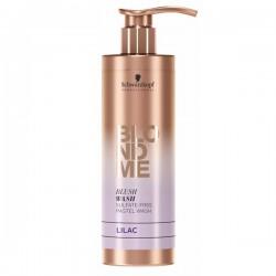 Schwarzkopf BLONDME Blush Wash Lilac 250ml