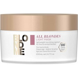 Schwarzkopf BlondMe All Blondes Light Mask 200ml