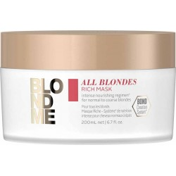 Schwarzkopf BlondMe All Blondes Rich Mask 200ml