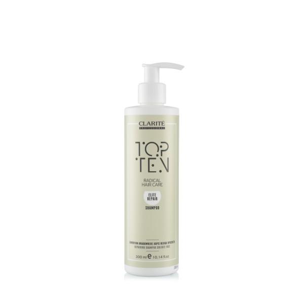 Clarite Top Ten Elite Repair Shampoo 300ml