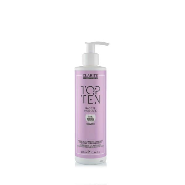 Clarite Top Ten Cool Blonds Shampoo 300ml