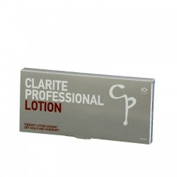 Clarite Therapy Lotion Against Dry Scalp and Dandruff 12x10ml