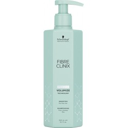 Schwarzkopf Fibre Clinix Volumize Shampoo 300ml