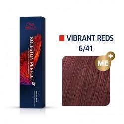 Wella Koleston Perfect Me Vibrant Reds 6/41 Ξανθό Σκούρο Κόκκινο Σαντρέ 60ml