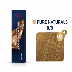 Wella Koleston Perfect Me Pure Naturals 8/0 Ξανθό Ανοιχτό 60ml