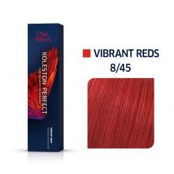 Wella Koleston Perfect Me Vibrant Reds 8/45 Ξανθό Ανοιχτό Κόκκινο Μαονί 60ml
