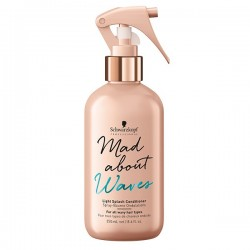 Schwarzkopf Mad About Waves Light Splash Conditioner 250ml