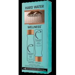 Malibu C Hard Water Wellness (1 shampoo 266ml, 1 conditioner 266ml, 4 treatments 5g)