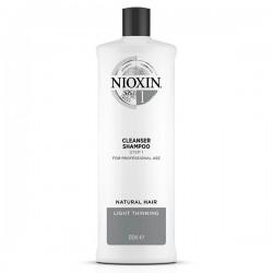 Nioxin Cleanser Σύστημα 1 1000ml