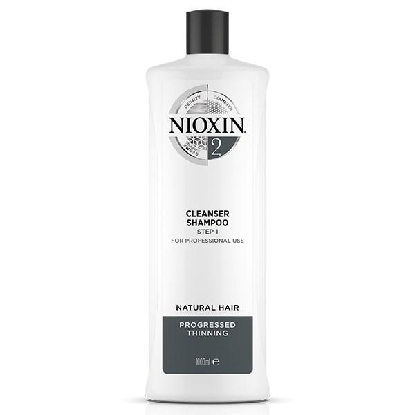 Nioxin Cleanser Σύστημα 2 1000ml