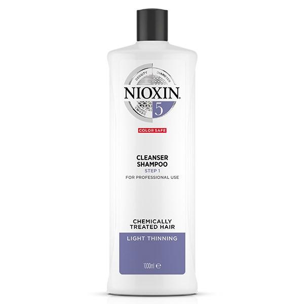 Nioxin Cleanser Σύστημα 5 1000ml