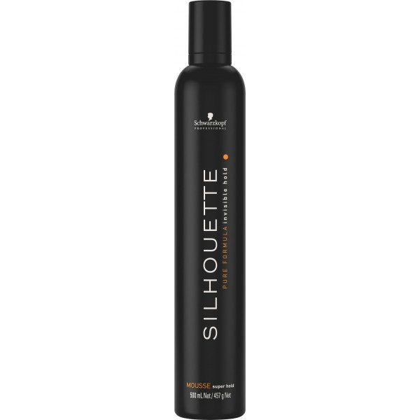 Schwarzkopf Silhoutte Super Hold mousse 500ml
