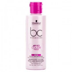 Schwarzkopf BC Color Freeze Rich Micellar Shampoo 100ml