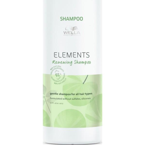 Wella Elements Renewing gentle Shampoo 1000ml