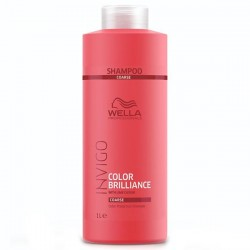 Wella Invigo Color Brilliance Color Protection Shampoo Coarse 1000ml