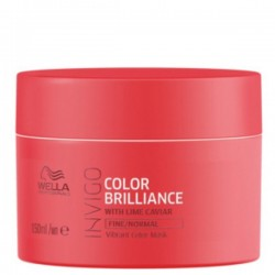 Wella Invigo Color Brilliance Vibrant Color Mask Fine 150ml