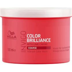 Wella Invigo Color Brilliance Vibrant Color Mask Coarse 500ml
