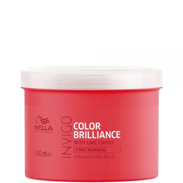 Wella Invigo Color Brilliance Vibrant Color Mask Fine 500ml