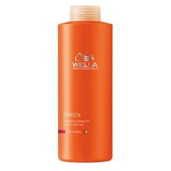 Wella Enrich σαμπουάν όγκου 1000 ml - κανονικά μαλλιά