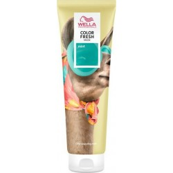Wella Color Fresh Mask - Mint 150ml