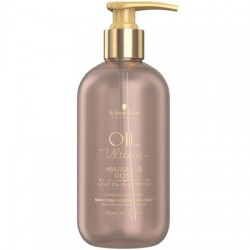 Schwarzkopf Oil Ultime Marula & Rose Light-Oil-In-Shampoo 300 ml